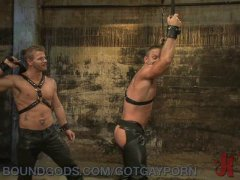 dream hunks in leather