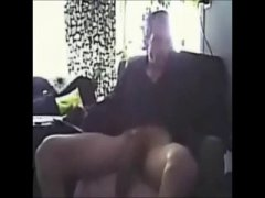 mature dude whips out the biggest cock ever