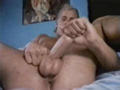 vintage masturbatio and cumming