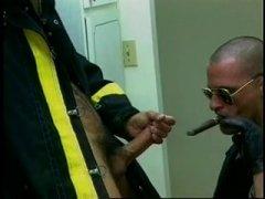 fireman and a paramedic