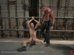 Hot Leather Jocks Gets Humiliated.