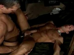 Hot Military Guys Sucking and Fucking Hard.