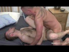 Horny Guys Having a nice anal hardcore sex.