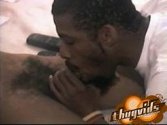 Horny Black Guys Sucking and Fucking Hard.