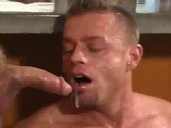 compil facial gay