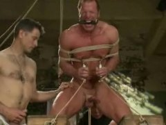 Hot Muscle Dude Gets Humiliated.