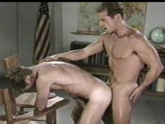 Hardcore Anal Fuck From the Vintage Guys.