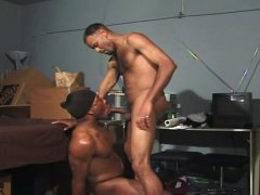 AMateur Black Guys Having a nice HArdcore Fuck.