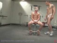 Michael Bang Brad While Private Massage