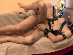 Two Guys Taking Turns In This Hot Scene