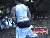 Like sexy studs in saggy basketball shorts? Sagger Josh like to sag real low & get down n dirty. This thug loves his ass.