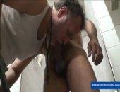 Horny trucker sucked