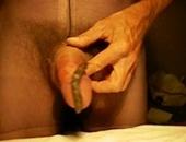 Leech On Cock