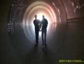 DirtyBoyVideo.com takes you where other sites dare not venture! Real amateur guys are caught in public sucking cocks and having sex! Watch this...