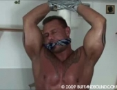 ripped dudes in ropes
