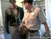sexy bear cops force feed dicks