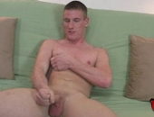 Straight boy Ridge jerks off on camera for the very first time.