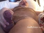 fat cock shoots a wad