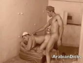 gorgeous arabin studs fucking from behind