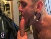 fetish hunks sucking cock in bondage