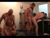 These hot guys banging each other in this sexy and steamy scene