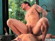 Rest & Fornication - Parker London & Jimmy Clay hard-core homo fornicate clip 4 by GuyRoyale