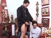 Latino priest with alter b-ys